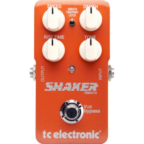 TC Electronic - Shaker Vibrato pedál