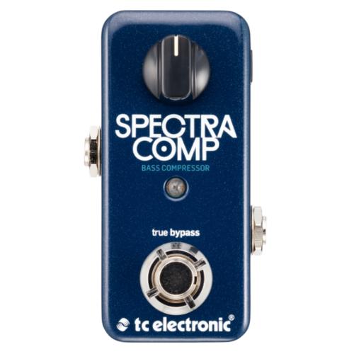 TC Electronic - SpectraComp Bass Compressor pedál