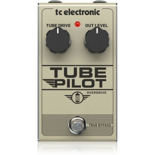 TC Electronic - Tube Pilot Overdrive torzítópedál