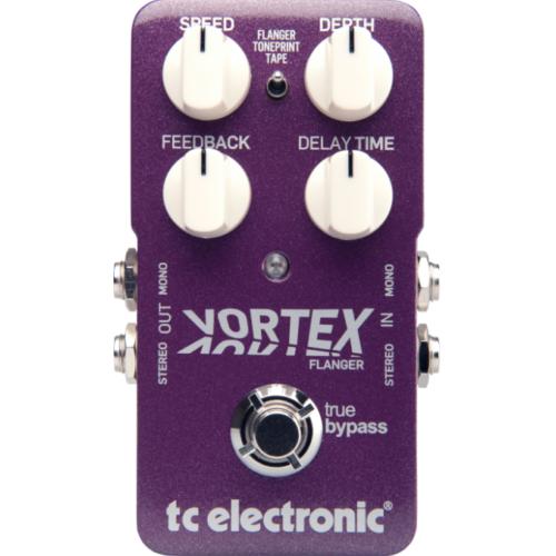TC Electronic - Vortex Flanger pedál