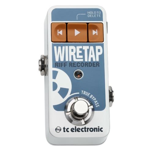 TC Electronic - WireTap Riff Recorder pedál