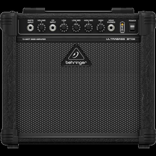 Behringer - Ultrabass BT108 Basszuserősítő kombó 20 Watt