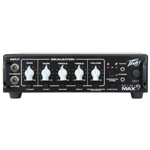 Peavey - Mini Max 500 basszuserősítő fej 500 Watt