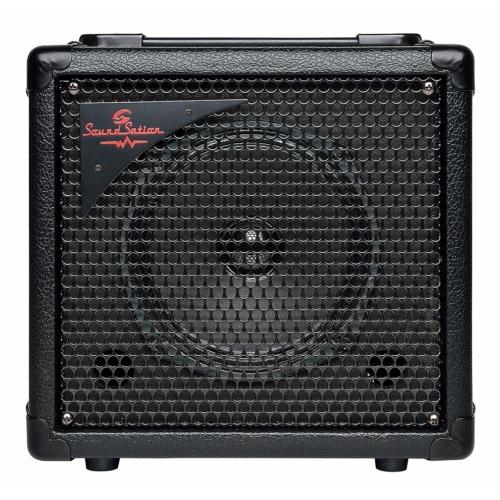 Soundsation - Red Spark 15 basszuserősítő kombó 15 WATT