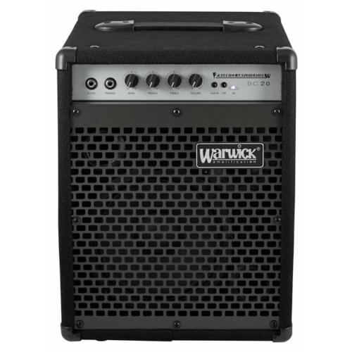 Warwick - BC20 Basszuserősítő Kombó 20 Watt