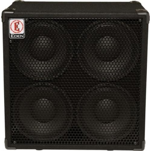 Eden - EX410SC4 basszusláda 400 Watt, szemből