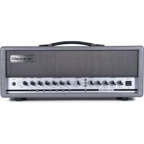 Blackstar - Silverline Deluxe Gitáerősítő fej 100 Watt