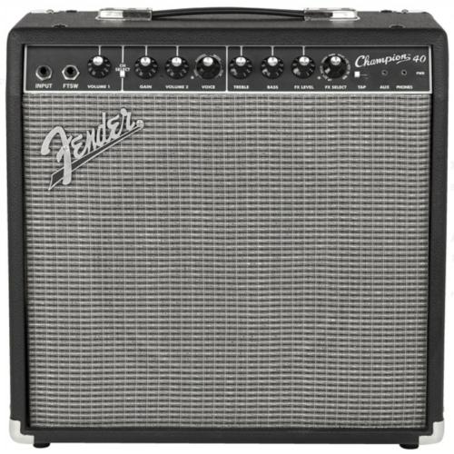 Fender - Champion 40 gitárerősítő kombó 40W