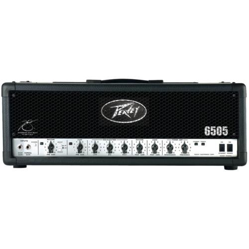 Peavey - 6505 csöves gitárerősítő fej 120 Watt