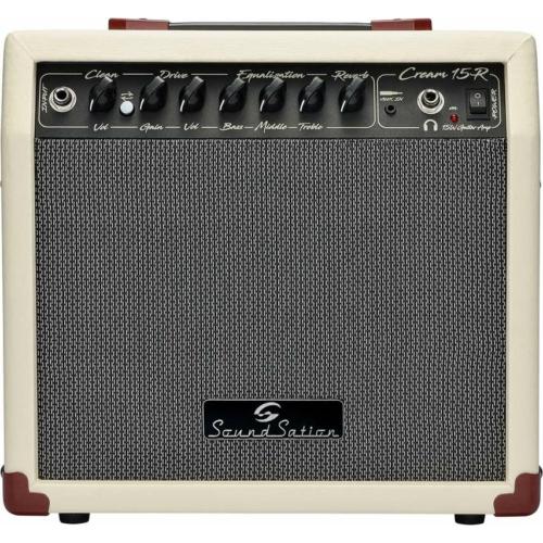 Soundsation - CREAM-15R