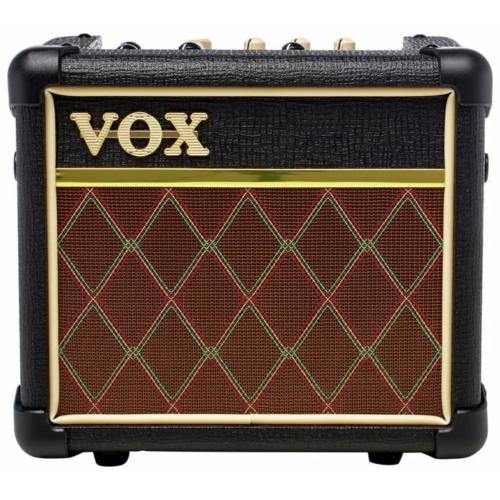 Vox - MINI3GIIBK modellező gitárkombó 3 Watt VOX klasszikus színben