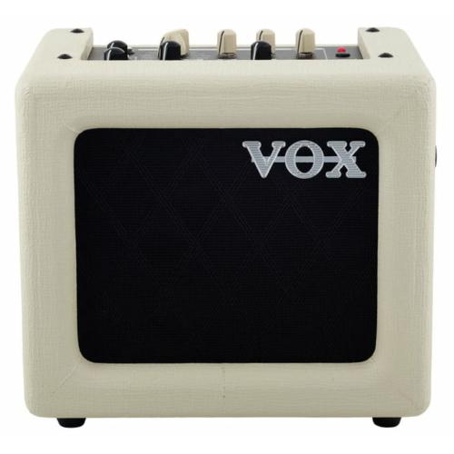 Vox - MINI3GIIIV modellező gitárkombó 3 Watt krém színben