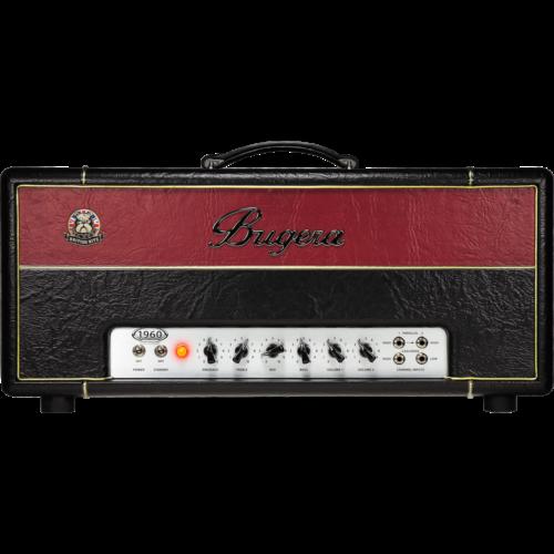 Bugera - 1960 Infinium csöves gitárerősítő fej 150 Watt szemből