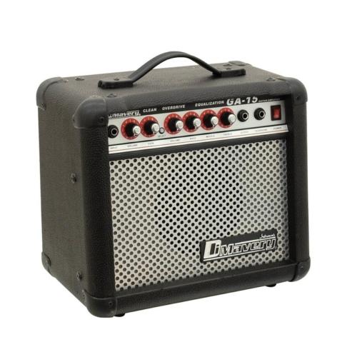 DIMAVERY - GA-15 gitárerősítő kombó 15W