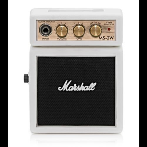 Marshall - MS-2W Micro Stack fehér 1 Watt