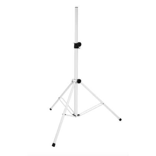 OMNITRONIC - BS-2 EU Loudspeaker Stand white Készletakció