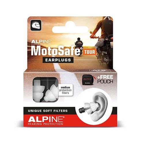 Alpine - MotoSafe Tour füldugó