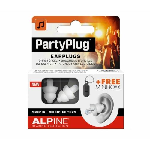 Alpine - PartyPlug füldugó fehér