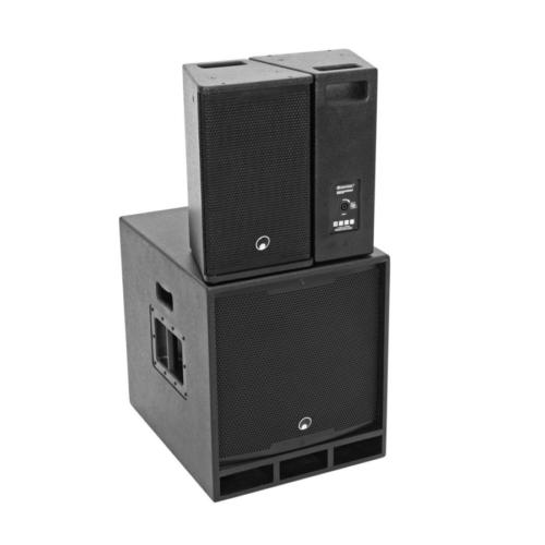 OMNITRONIC - MAXX-1508DSP 2.1 Aktív rendszer