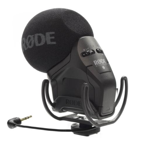 Rode - Stereo Videomic Pro Rycote Professzionális sztereó videómikrofon