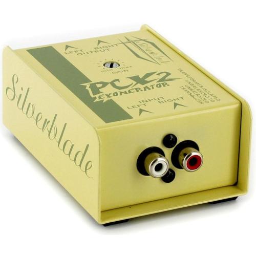 Silverblade - PCX2 dibox