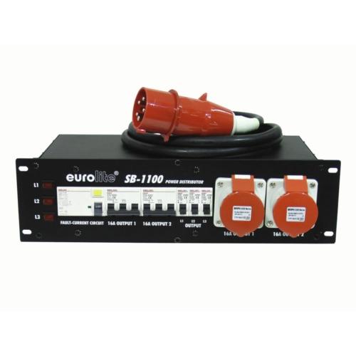EUROLITE - SB-1100 Power Distributor 32A