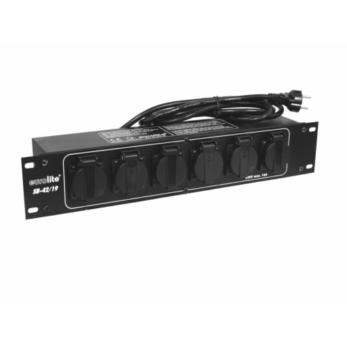 EUROLITE - SB-42/19 Power Distributor