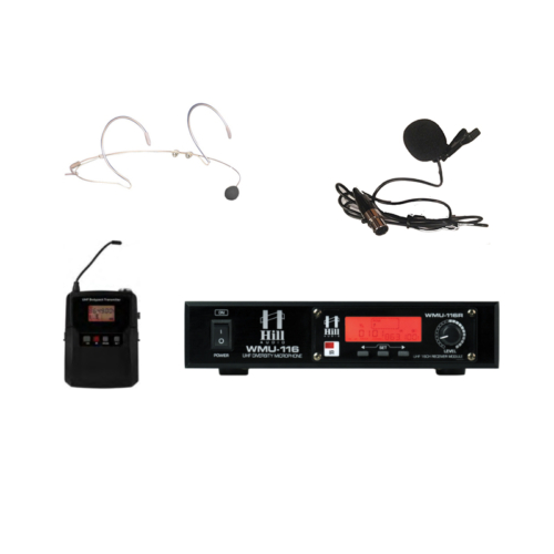 Hill Audio - WMU 116TB