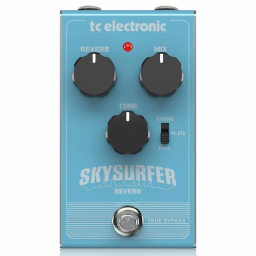 TC Electronic - Skysurfer Mini Reverb effekt pedál