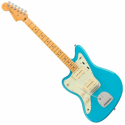 Fender - American Professional II Jazzmaster LH Miami Blue