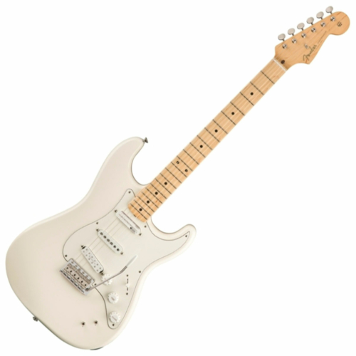 Fender - EOB Stratocaster MN Olympic White