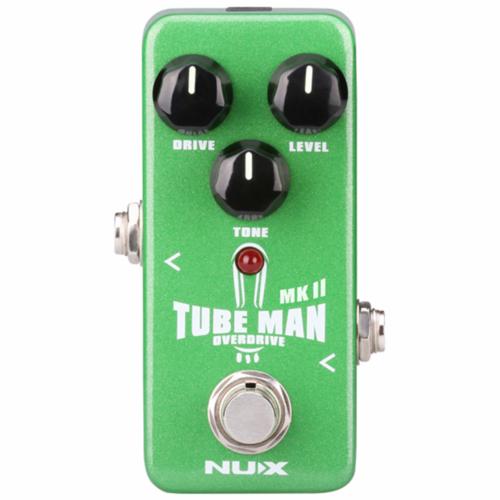 Nux - Tube Man Overdrive torzító effekt pedál