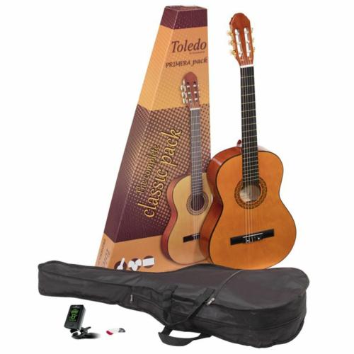 Primera - GP-34NT Klasszikus gitár szett