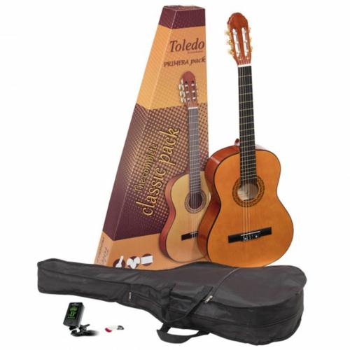 Primera - GP-44NT Klasszikus gitár szett