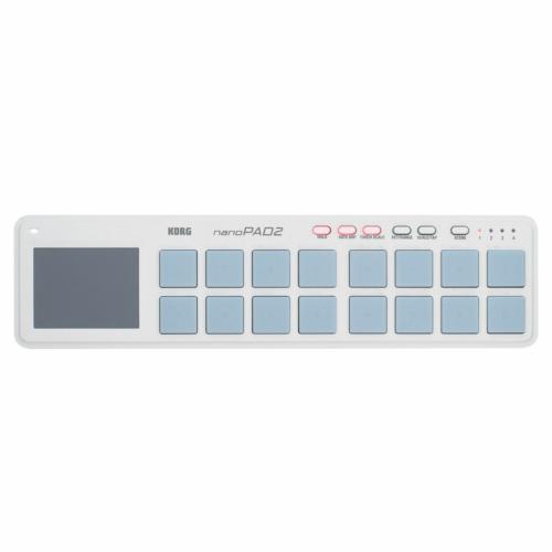 Korg - Nano Pad 2 White