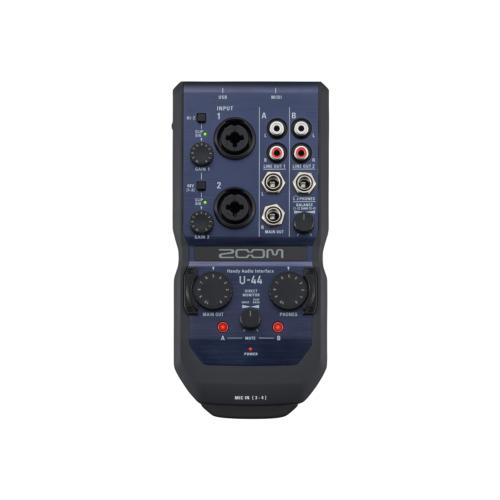 Zoom - U-44 audio interfész