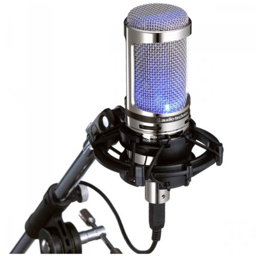 Audio Technica - AT2020USB+V limitált kiadás Készletakció