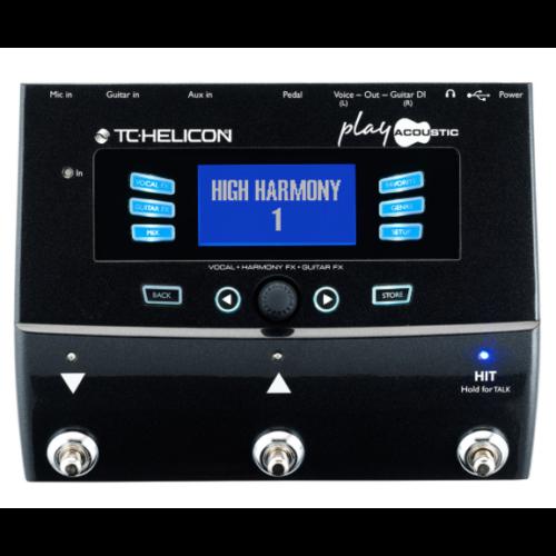 TC Helicon - Play Acoustic Ének gitár effektprocesszor