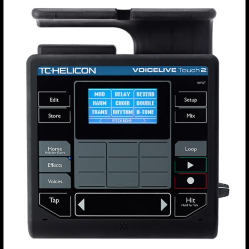 TC Helicon - VoiceLive Touch 2 Ének gitár effekt multi looper
