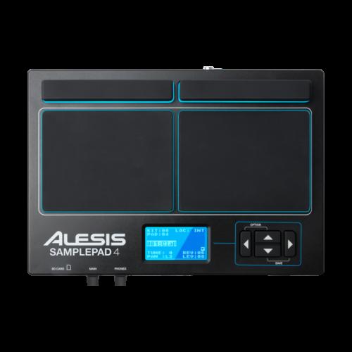 Alesis - SamplePad 4, szemből