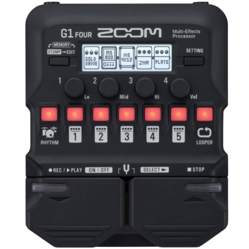 Zoom - G1 FOUR