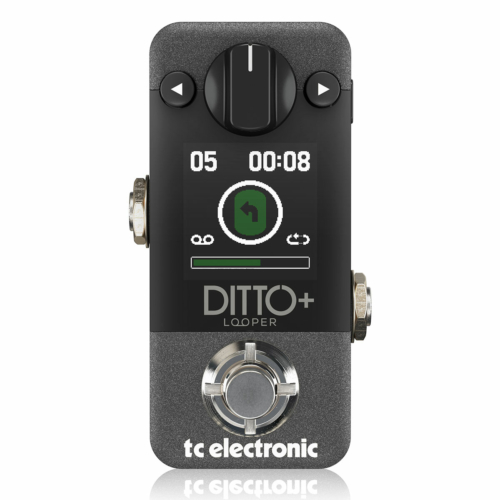 TC Electronic - DITTO+ LOOPER Pedál