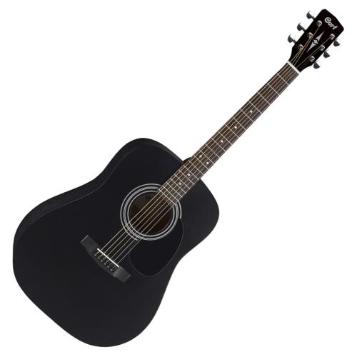 Cort - Co-AD810-BKS akusztikus gitár Ajándék hangolóval