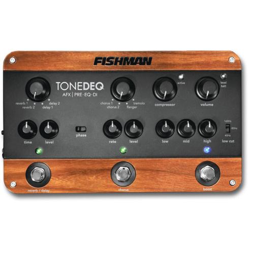 Fishman - F PRO-DEQ-AFX Tonedeq AFX előerősítő