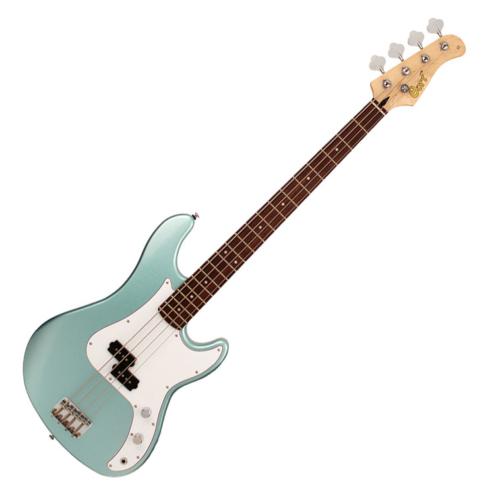 Cort el.basszusgitár, zöld