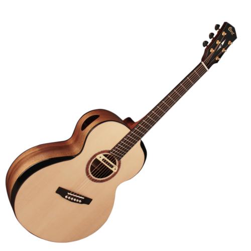 Cort - Co-Cut Craft Limited with case multiscale akusztikus gitár ajándék tokkal