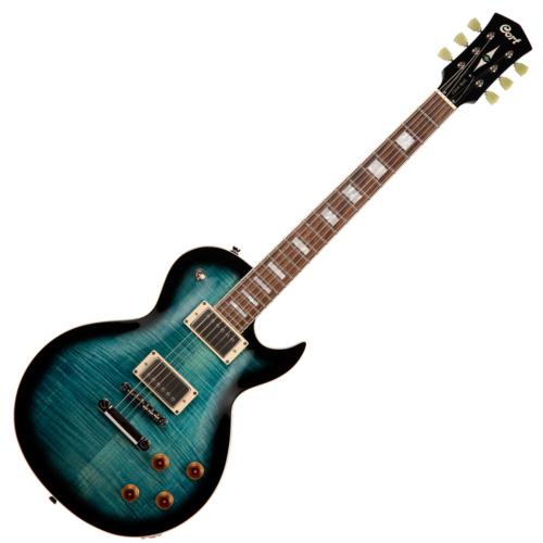 Cort - Co-CR250-DBB el.gitár, kék burst