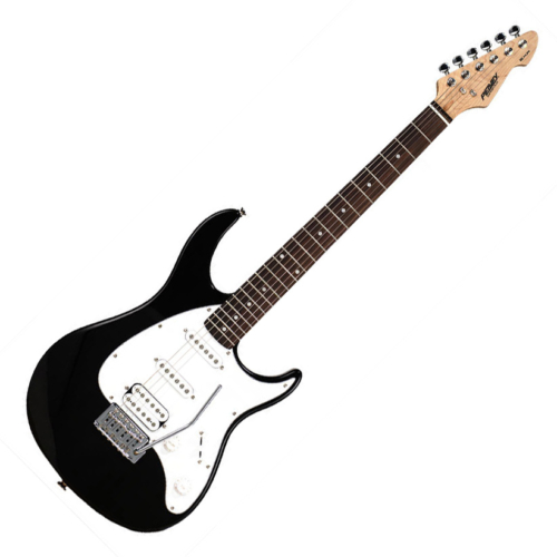 Peavey - PG-Raptor Plus Black SSS elektromos gitár fekete