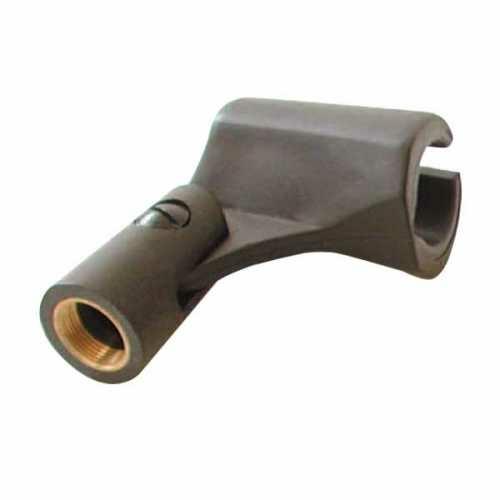 Bespeco mikrofonpipa, 22-26mm, gumis