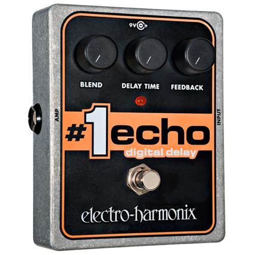 Electro-harmonix effektpedál 1 Echo